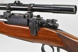 Winchester Model 54. 22 Hornet. Custom Upgrade By Griffin And Howe. Unused. Original DOM 1934 - 11 of 12