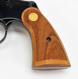 Colt Python .357 Mag.2 1/2 Inch Colt Blue.Early Style Rear Sight. Like New Condition. PRICE REDUCED! - 2 of 7