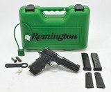 Remington 1911 R1 Enhanced .45 ACP. Very Good Condition. In Factory Hard Case With Extras