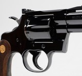 Colt Python .357 Mag.2 1/2 Inch Colt Blue.Early Style Rear Sight. Like New Condition. DOM 1964 - 2 of 7