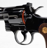 Colt Python .357 Mag.2 1/2 Inch Colt Blue.Early Style Rear Sight. Like New Condition. DOM 1964 - 6 of 7