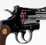 Colt Python .357 Mag.2 1/2 Inch Colt Blue.Early Style Rear Sight. Like New Condition. DOM 1964 - 3 of 7