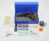 Colt Custom Shop Government Model MKIV/Series 80 Custom Compensated. 45 ACP. Model 01970DB. With Extra Magazine, Original Paperwork & Boxes - 12 of 12