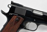 Colt Custom Shop Government Model MKIV/Series 80 Custom Compensated. 45 ACP. Model 01970DB. With Extra Magazine, Original Paperwork & Boxes - 7 of 12