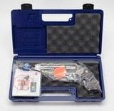 Colt King Cobra Target. 357 Mag. Model KCOBRA-SB4TS. 4 Inch. BRAND NEW. In Hard Case. - 2 of 5