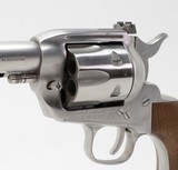 Interarms Virginian Dragoon 8 1/2 Inch 44 Mag. Satin Stainless. Like New. Only 2 Rounds Fired! - 6 of 8