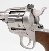 Interarms Virginian Dragoon 8 1/2 Inch 44 Mag. Satin Stainless. Like New. Only 2 Rounds Fired! - 7 of 8