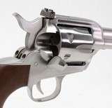 Interarms Virginian Dragoon 8 1/2 Inch 44 Mag. Satin Stainless. Like New. Only 2 Rounds Fired! - 4 of 8