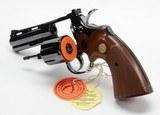 Colt Python, King Cobra,Trooper, .357 Mag Cylinder Protector Ring. NOS Orange