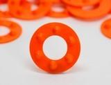 Colt Python, King Cobra,Trooper, .357 Mag Cylinder Protector Ring. NOS Orange - 6 of 8