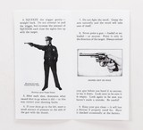 Colt Vintage 'Shooting Suggestions' Pamphlet. Form No. A-247 - 2 of 4
