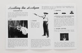Colt Vintage 'Handling The Handgun' Trifold. Form No. A-247-1 - 2 of 4