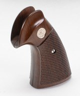 Colt Python Generation 3Presentation Grips. For Late Model And 2020 Python. Silver Medallions. New - 4 of 5