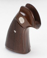 Colt Python Generation 3Presentation Grips. For Late Model And 2020 Python. Silver Medallions. New - 3 of 5