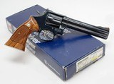 Pops Tuminaro's Smith & Wesson 586-5 .38 Special. 1 Of 500 Made For The Brazillian Market