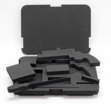 Foam Insert For Colt Python Hunter Halliburton Zero Case - 4 of 8