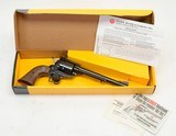 Ruger Super Black Hawk. 44 Mag. Owned By Hank Williams JR. Very Good Condition. With Ruger Box - 2 of 8