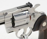 BRAND NEW 2020 Colt Python .357 Mag SP6WTS 6 Inch. In Blue Hard Case - 8 of 9