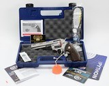 BRAND NEW 2020 Colt Python .357 Mag SP6WTS 6 Inch. In Blue Hard Case - 1 of 9