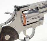 BRAND NEW 2020 Colt Python .357 Mag SP6WTS 6 Inch. In Blue Hard Case - 5 of 9