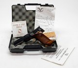 High Standard Victor. 22LR. 4 1/2 Inch. Like New In Factory Hard Case