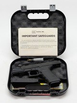 Glock Model 21 SF Generation 3. 45 ACP. 99% Overall Condition