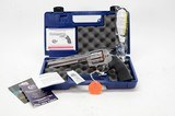 BRAND NEW 2021 Colt Anaconda .44 Mag SP8RTS 8 Inch. In Blue Hard Case