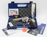 BRAND NEW 2020 Colt Python .357 Mag SP6WTS 6 Inch. In Blue Hard Case. - 1 of 9