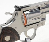 BRAND NEW 2020 Colt Python .357 Mag SP6WTS 6 Inch. In Blue Hard Case. - 5 of 9