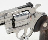 BRAND NEW 2020 Colt Python .357 Mag SP6WTS 6 Inch. In Blue Hard Case. - 8 of 9