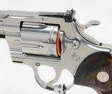 BRAND NEW 2020 Colt Python .357 Mag SP6WTS 6 Inch. In Blue Hard Case. - 7 of 9