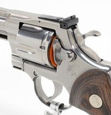 BRAND NEW 2020-2021 Colt Python .357 Mag SP4WTS 4.25 Inch. In Blue Hard Case - 4 of 9