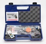 BRAND NEW 2020-2021 Colt Python .357 Mag SP4WTS 4.25 Inch. In Blue Hard Case - 2 of 9