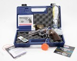 BRAND NEW 2020-2021 Colt Python .357 Mag SP4WTS 4.25 Inch. In Blue Hard Case - 1 of 9