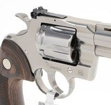 BRAND NEW 2020-2021 Colt Python .357 Mag SP4WTS 4.25 Inch. In Blue Hard Case - 5 of 9