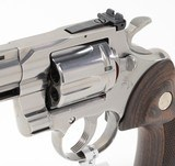 BRAND NEW 2020-2021 Colt Python .357 Mag SP4WTS 4.25 Inch. In Blue Hard Case - 8 of 9