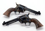 """Colt Custom SA Army 45. Consecutive Pair. 5 1/2"""" Master Engraved. Model P1850Z. Unique Offer. BRAND NEW. GREAT LOW PRICE!! - 4 of 12"""