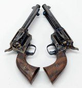 """Colt Custom SA Army 45. Consecutive Pair. 5 1/2"""" Master Engraved. Model P1850Z. Unique Offer. BRAND NEW. GREAT LOW PRICE!! - 6 of 12"""