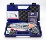 BRAND NEW 2021 Colt Anaconda .44 Mag SP6RTS 6 Inch. In Blue Hard Case - 2 of 5