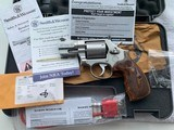 "Awesome Smith & Wesson 686 2.5"" .357 7-Shot -- LNIB with Original Box & Paperwork"