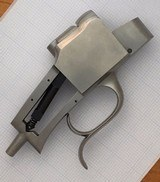 Hagn Single-Shot Falling Block Action, As New, Never Barreled or Stocked