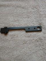 Buehler mount Mauser Lg ring