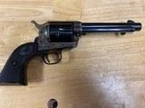 "Colt SAA 2nd Generation 357 Mag 5-1/2"""