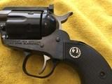 """RUGER BLACKHAWK 44 SPECIAL """"FLATTOP"""" REVOLVER - 44 SPECIAL - 4 3/4"""" BARREL - 6 of 7"""