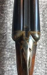 "A H Fox ""Sterlingworth"" 12 Gauge Shotgun - 7 of 13"