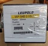 Leupold VX 5 HD 2-10X42