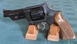 Smith&Wesson Md 28 Highway Patrolman