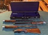 Winchester 101 3 bbl set