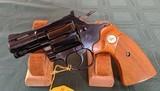 Colt Diamondback 38 Spl.