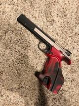 Sig Arms Trailside .22lr target pistol